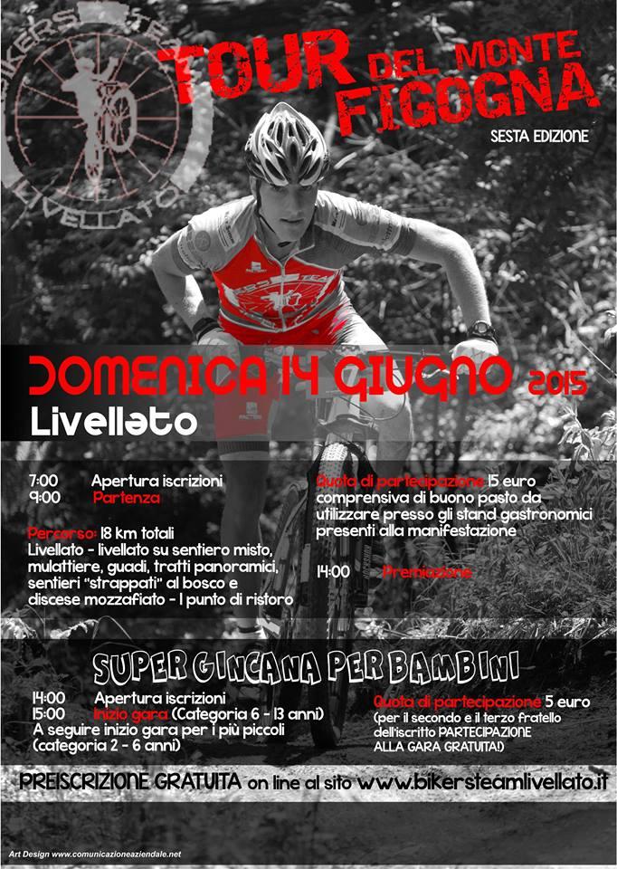 Tutto pronto a Livellato per il Tour Del Monte Figogna 2015