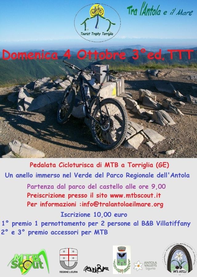 3° Edizione del Tourist Trophy Torriglia