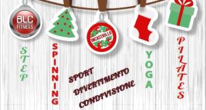 Spinning ma non solo, alla festa di Natale 2015 di Incastrillo