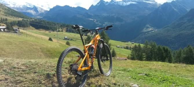 Ecco i dettagli dei percorsi che affronteremo in Val d'Ayas