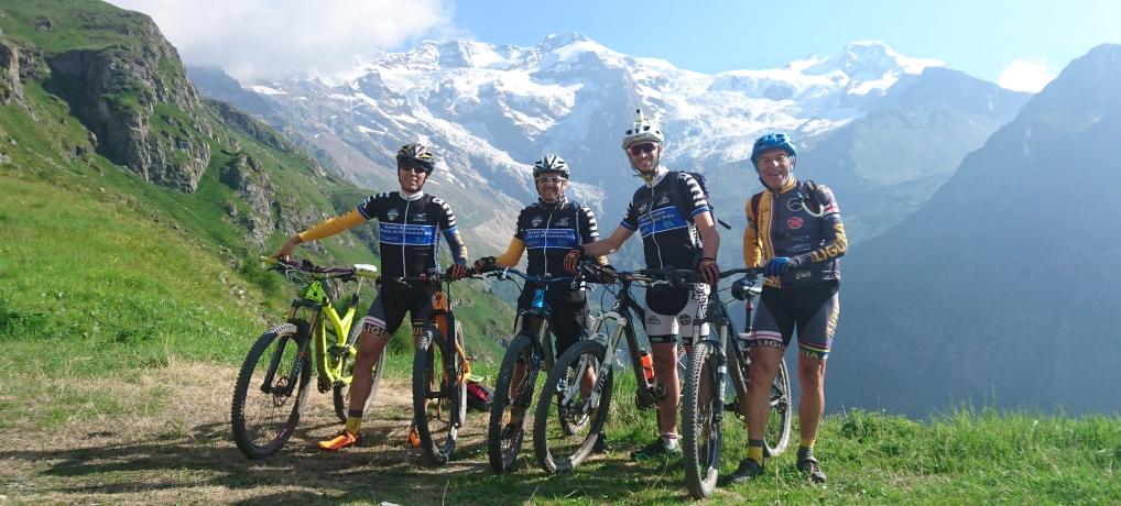Liguria MTB in Val d'Ayas: le nostre foto