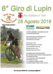 6° Giro di Lupin a San Cassiano d'Alba (CN)