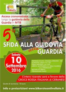 5° Sfida alla Guidovia della Guardia di Genova