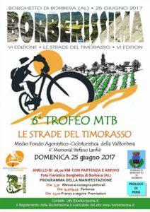 Borberissima 2017 a Borgetto di Borbera (AL)