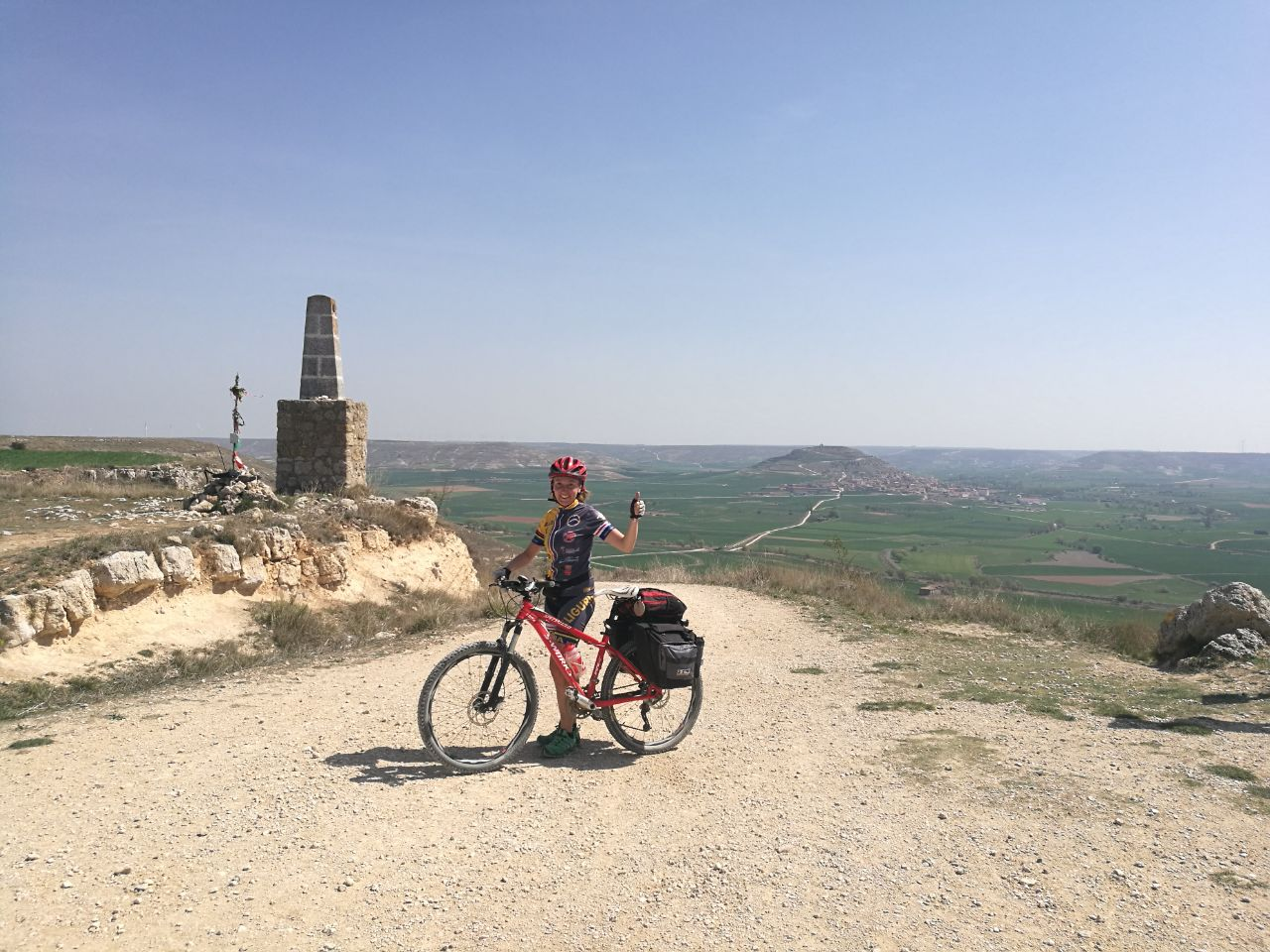 Il cammino di Santiago in Mountain Bike – Il racconto – dal 5° all'8° giorno