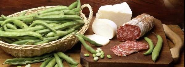 A Pasquetta, fave, salame, formaggio e… Liguria MTB