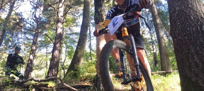 Scuola di Mountain Bike per adulti