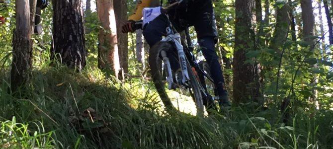 Lezioni di mountain bike per adulti, in programma il sabato a maggio