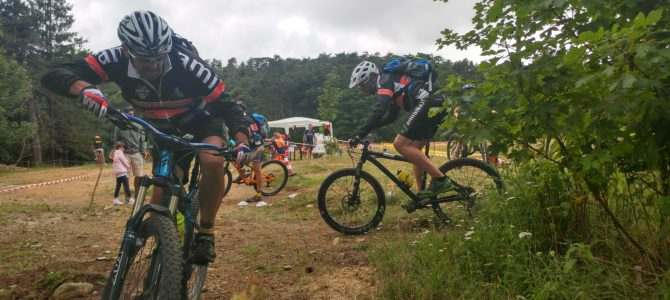Ripartono le lezioni individuali di Mountain Bike!