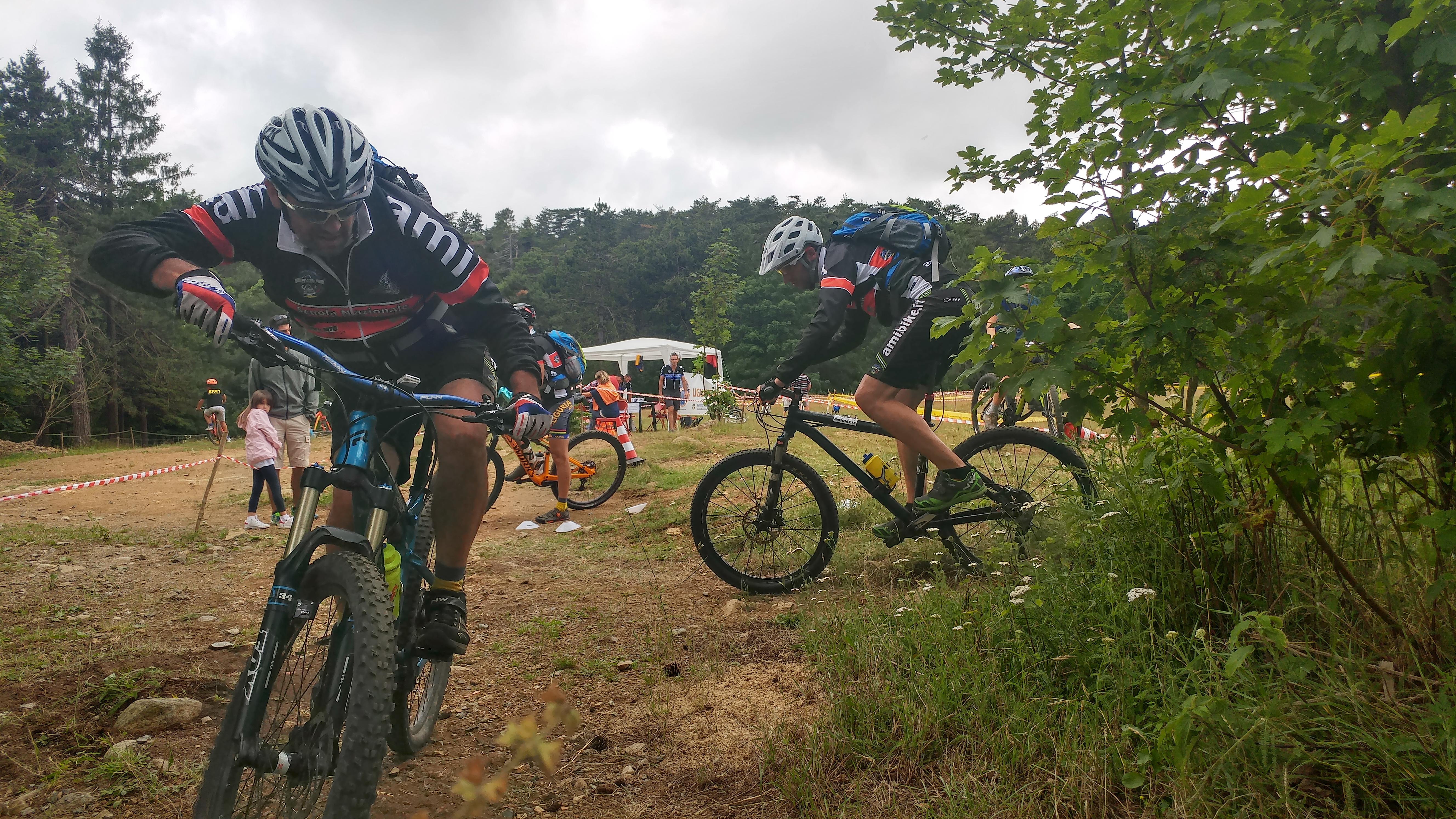 Ripartono le lezioni individuali di Mountain Bike!