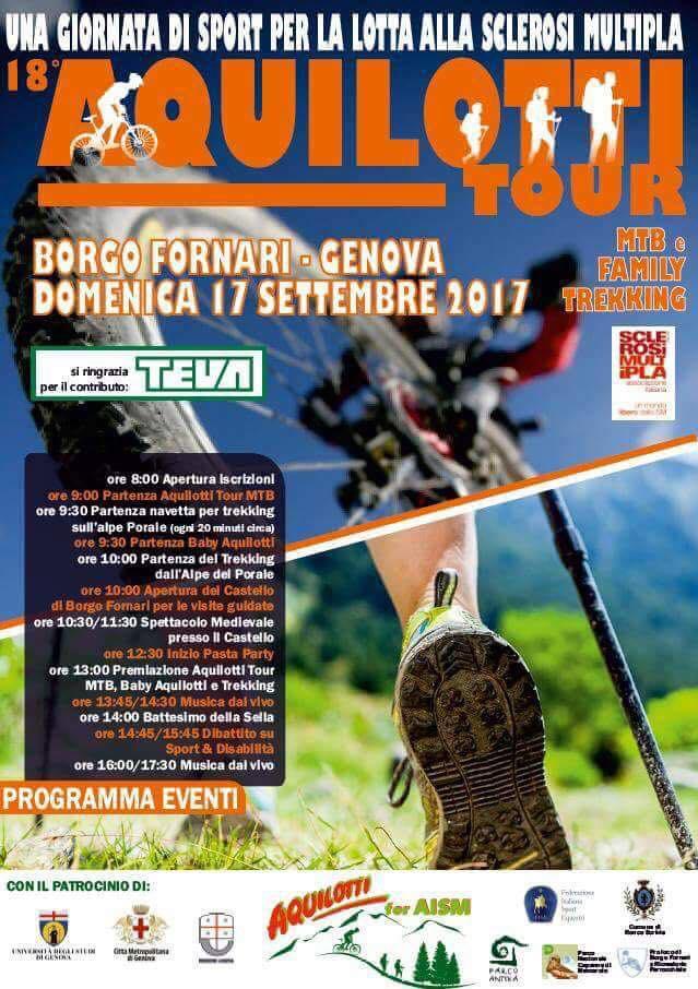 18° Aquilotti Tour 2017 – Borgo Fornari (GE)
