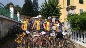 Classifica Aquilotti Tour 2017