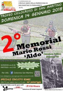 Ciclocross San Martino – Memorial Aldo Rossi