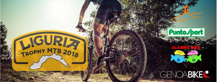 Liguria Trophy MTB 2018: il programma definitivo