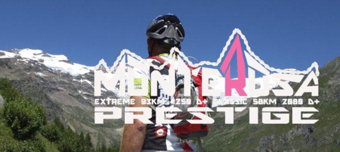Monterosa Prestige 2018: una Marathon di MTB nel cuore della Valle d'Aosta