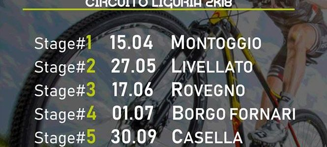 6h MTB – Circuito Liguria 2018