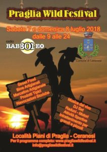 Praglia Wild Festival 2018