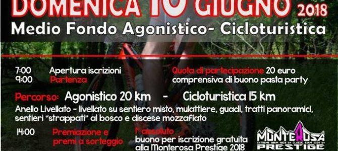 Tour Del Monte Figogna 2018