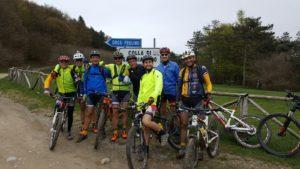 Escursione in mountain bike a Finale Ligure, 27 aprile 2019