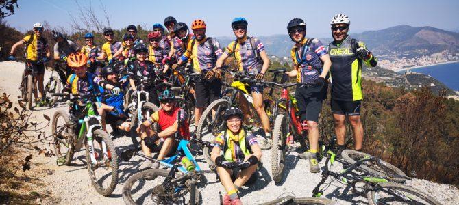 E' pronto il programma dei Tour di Liguria MTB 2020