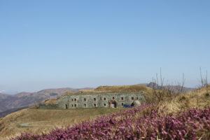 Il Tour di Liguria MTB di Settembre: Forte Geremia