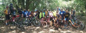 Escursione in Mountain Bike al Rifugio Lorefice