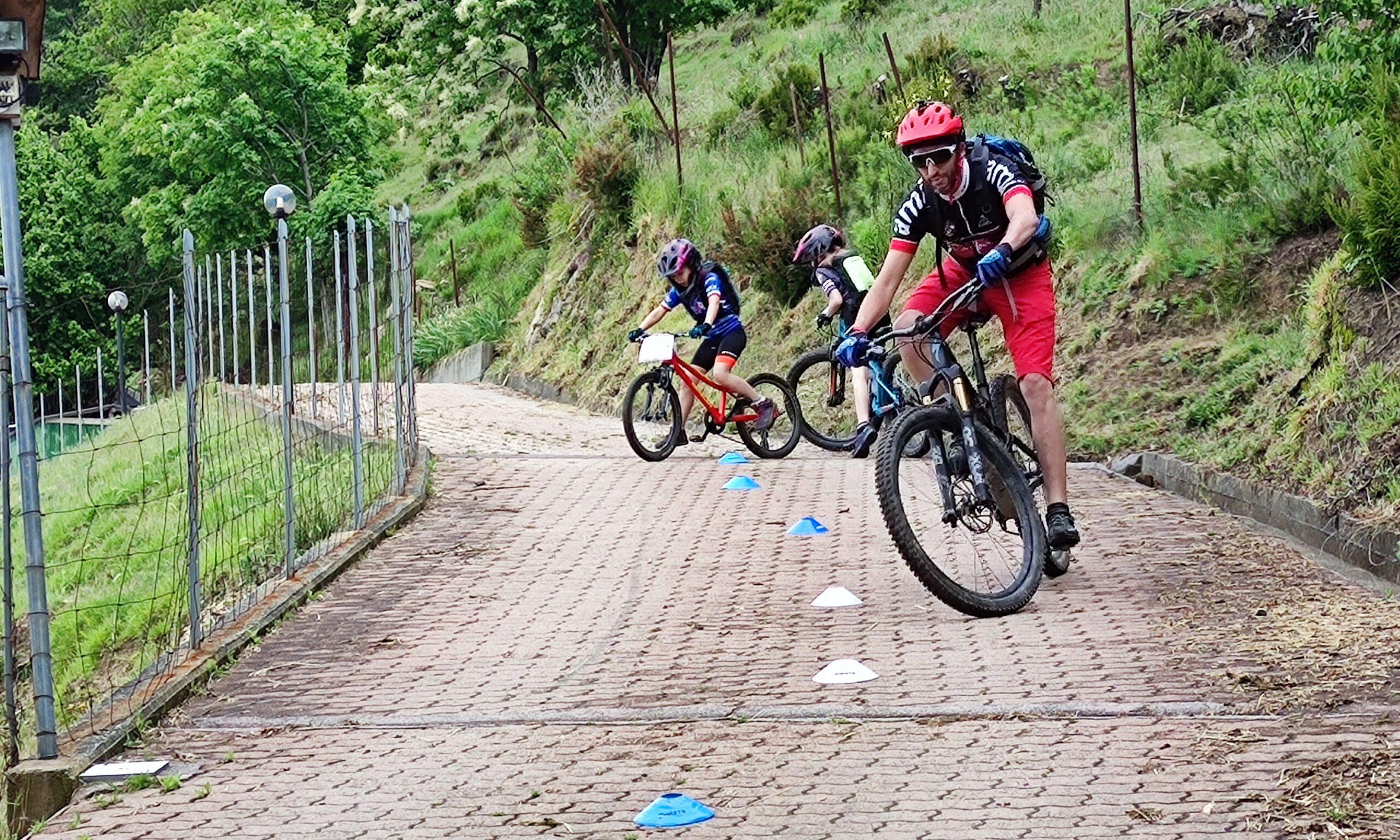 31 Luglio 2021 – Lezione di mountain bike ed ebike per adulti