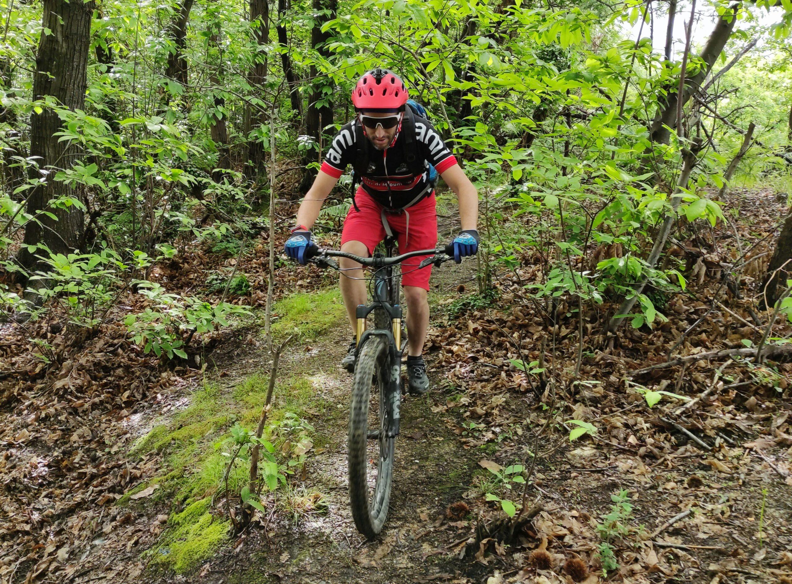 23 Ottobre 2021 – Lezione di mountain bike ed ebike per adulti