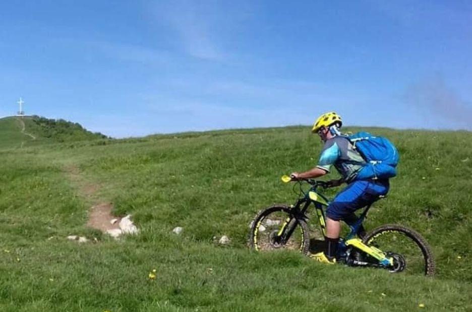 Tour E-Bike Anello Montoggio Antola Montoggio
